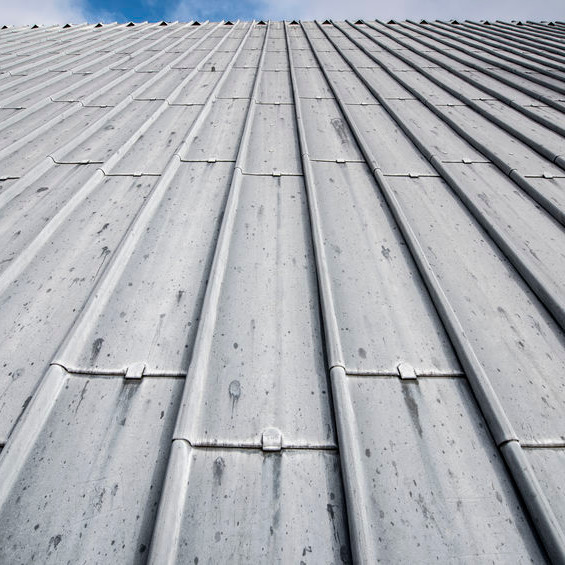 A Metal Roof.