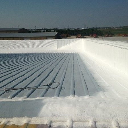 A New Commercial Roof