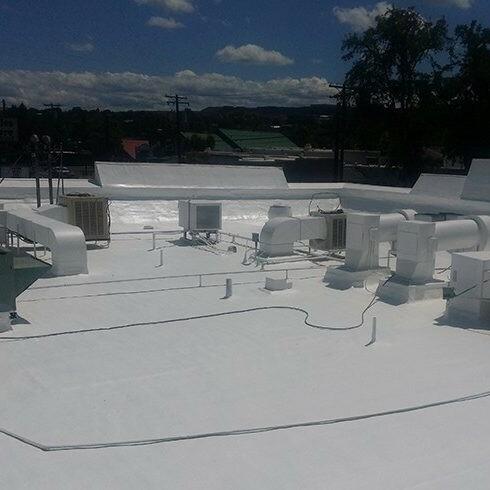 An Energy Star Roof
