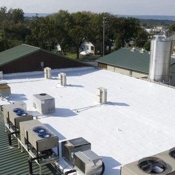 A PVC Roof