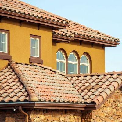A Ceramic Roof.