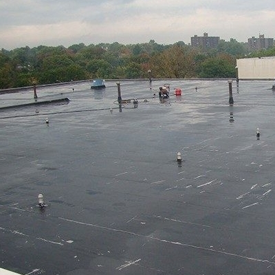A Rubber Roof