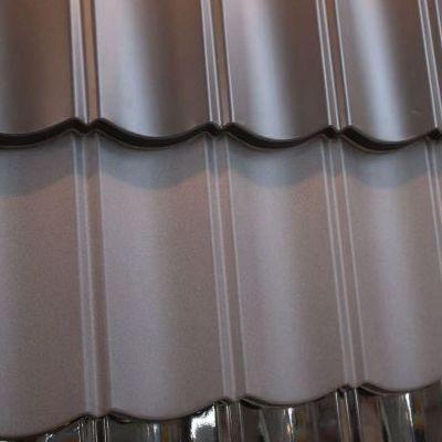 Stone Coated Steel Tiles.