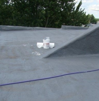 A Vulcanized Rubber Roof.